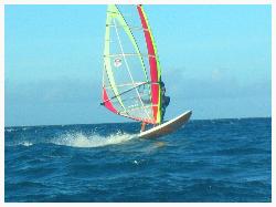 Kids Windsurf Improver course