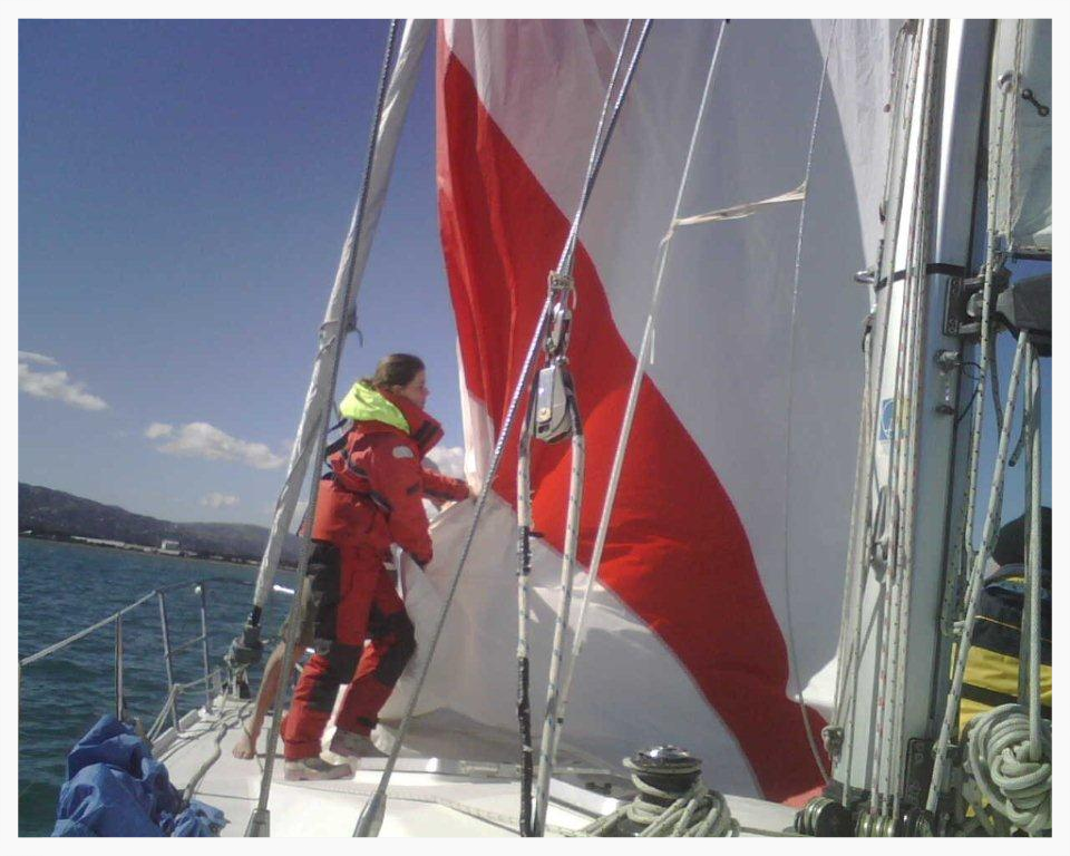 Yachting New Zealand Sailing Instructor course