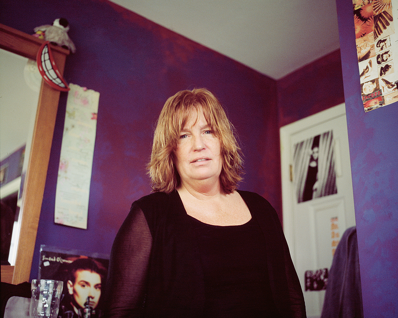 Mom in my Bedroom