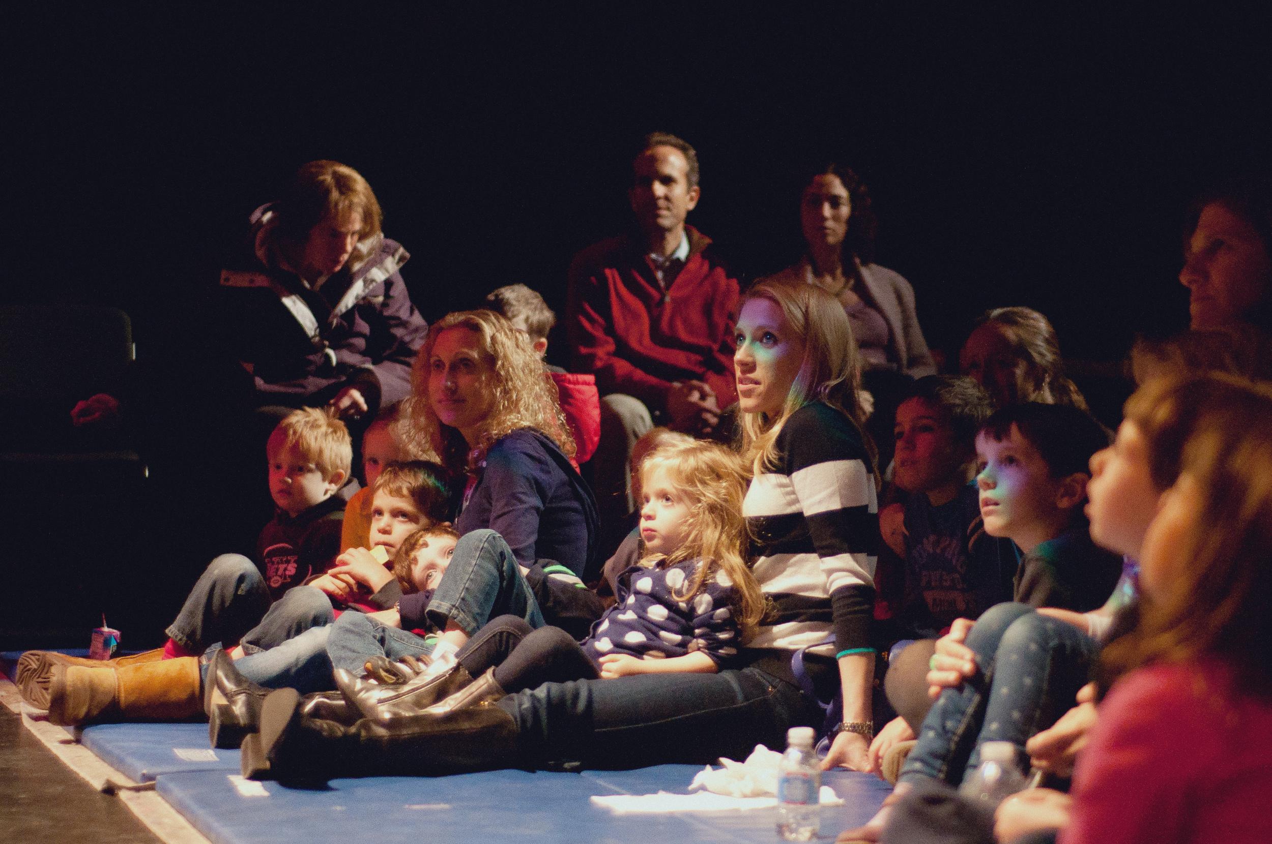 "LABA Kids Presents: Play Me a Story's ""Hershel & the Hanukkah Goblins!""   14th Street Y, New York, 2013"
