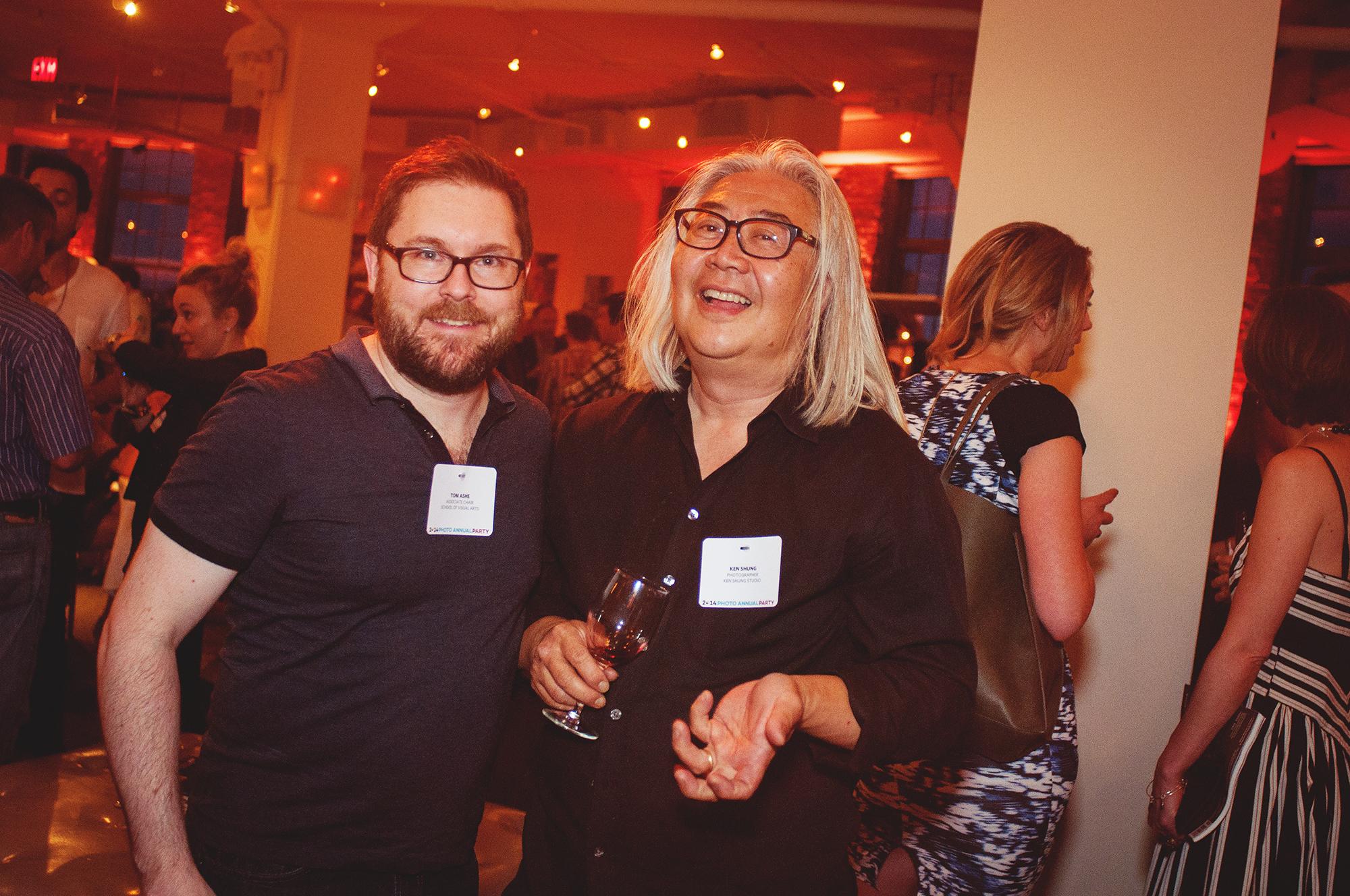 Tom Ashe & Ken Shung