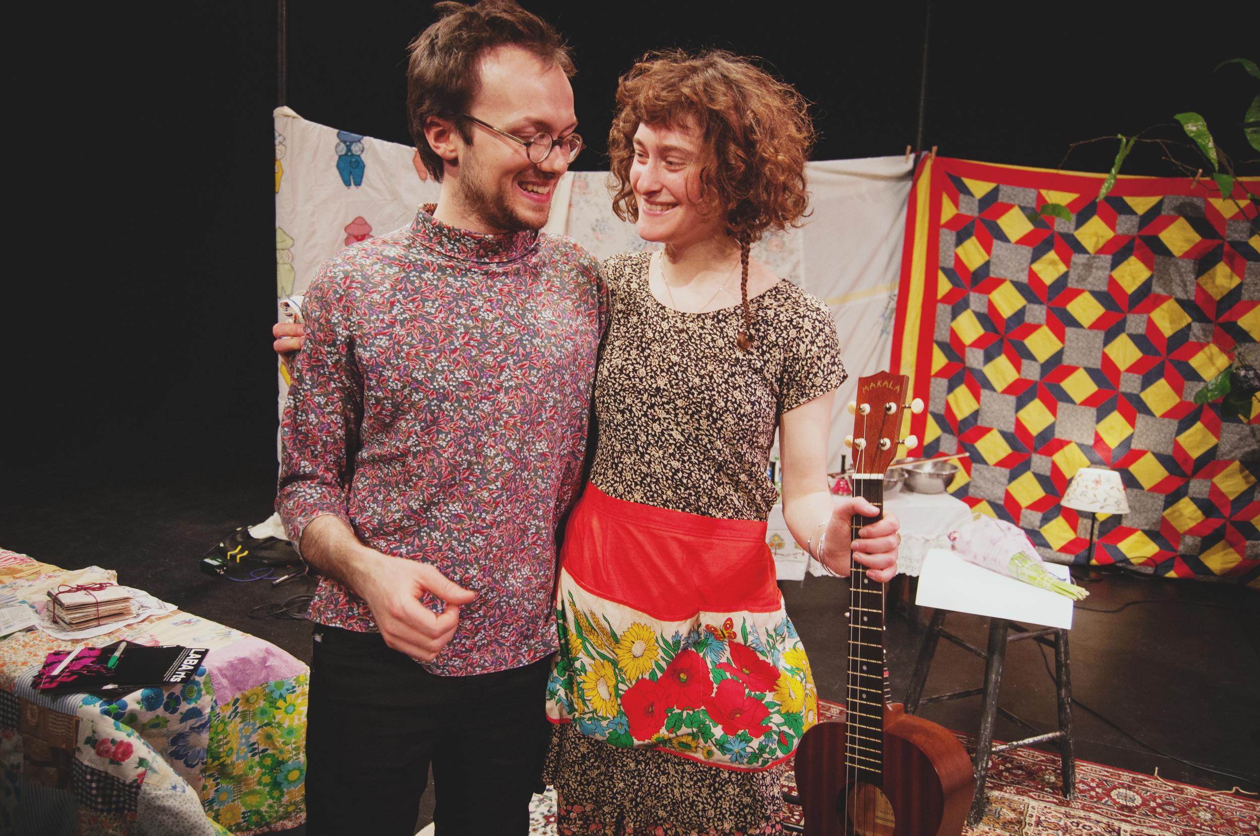 Aaron Rourk & Rachel Sherk