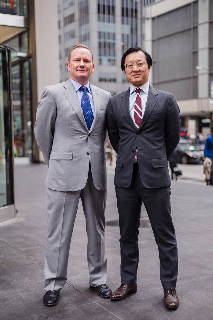 Mark Unferth and Eric Yip, Alder Hill Management