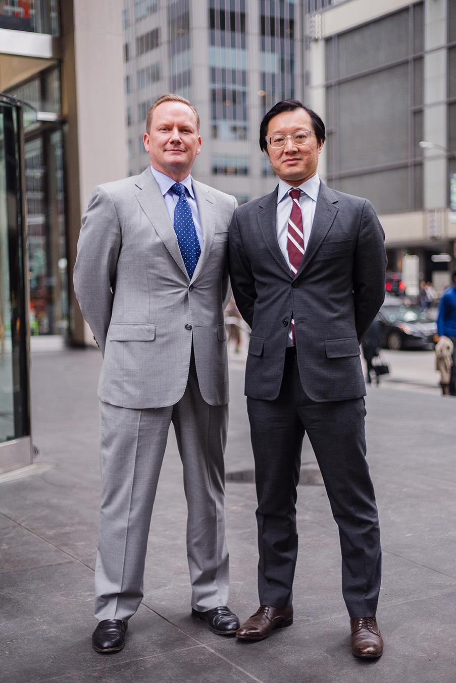 Mark Unferth and Eric Yip, Alder Hill Management