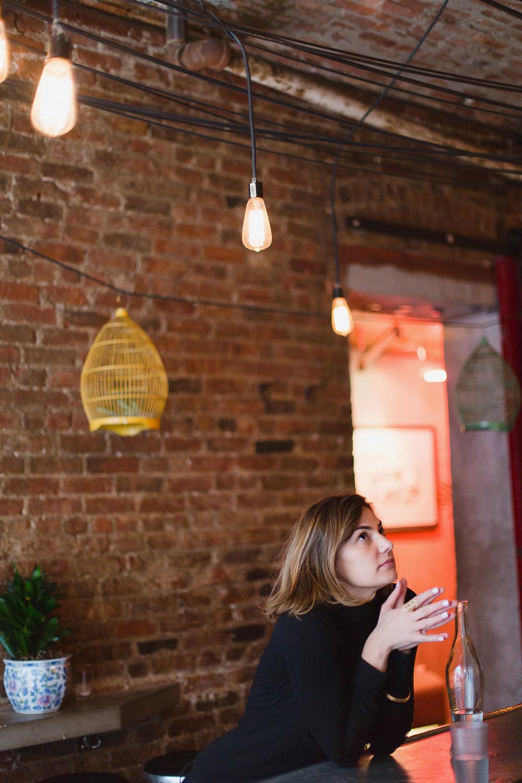 Briana Feigon at An Choi