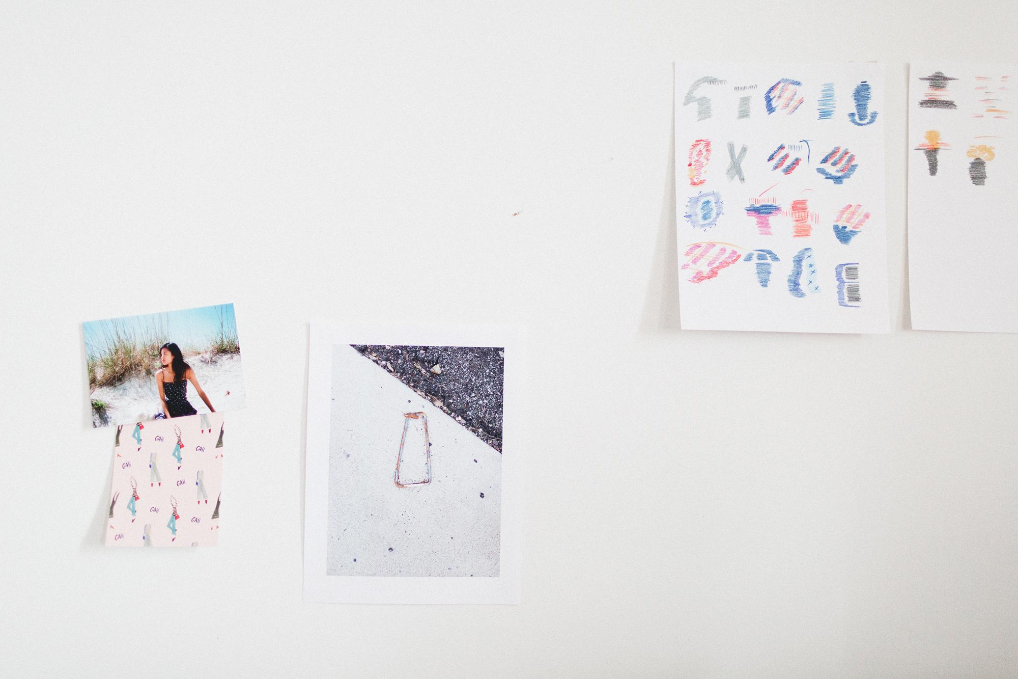 Delfina Balda's Studio