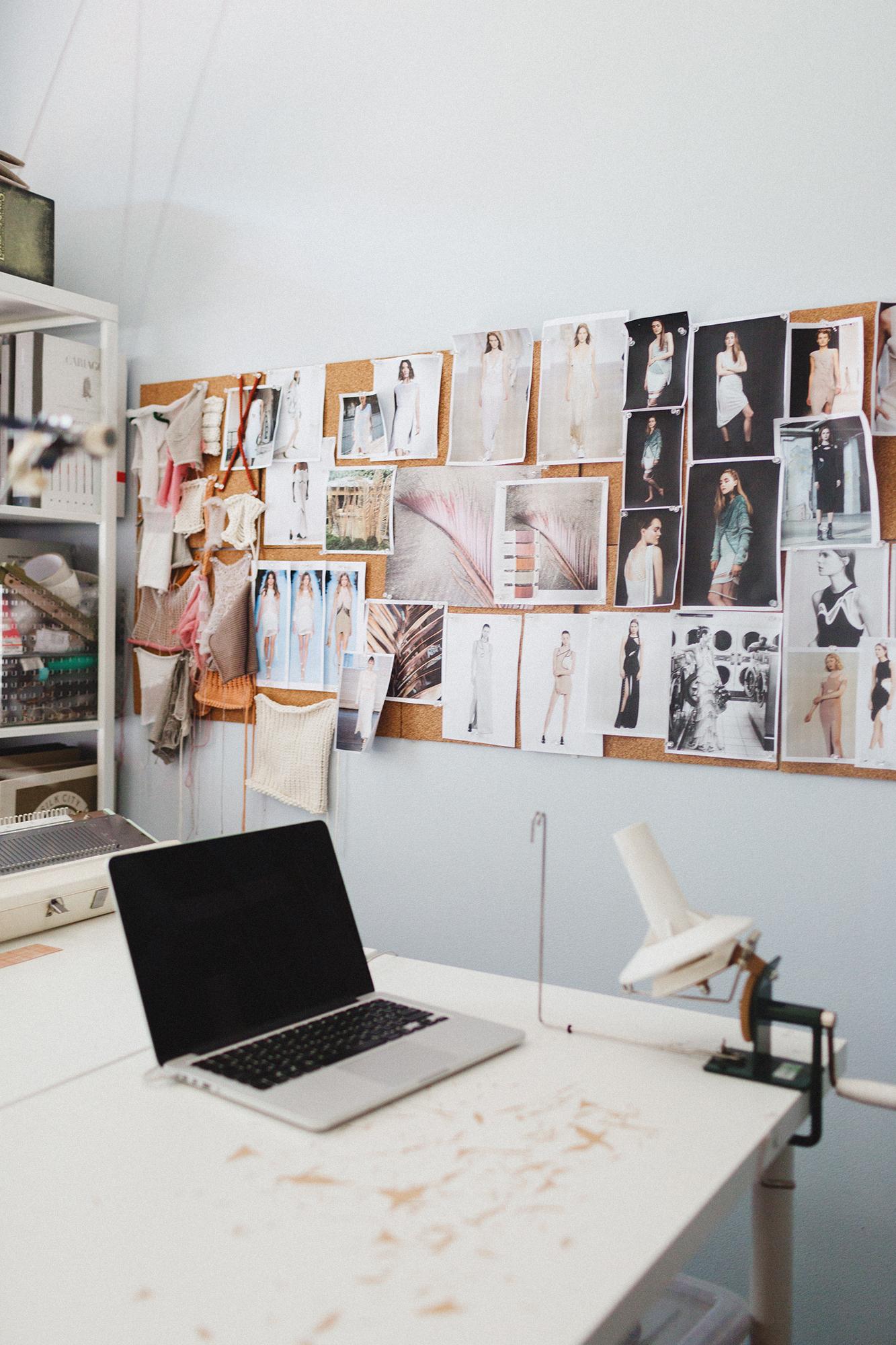 Aisling Camps Studio Visit