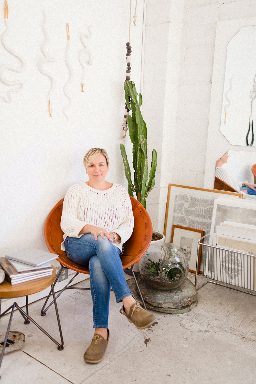 Lauren Wolf, Owner and Designer