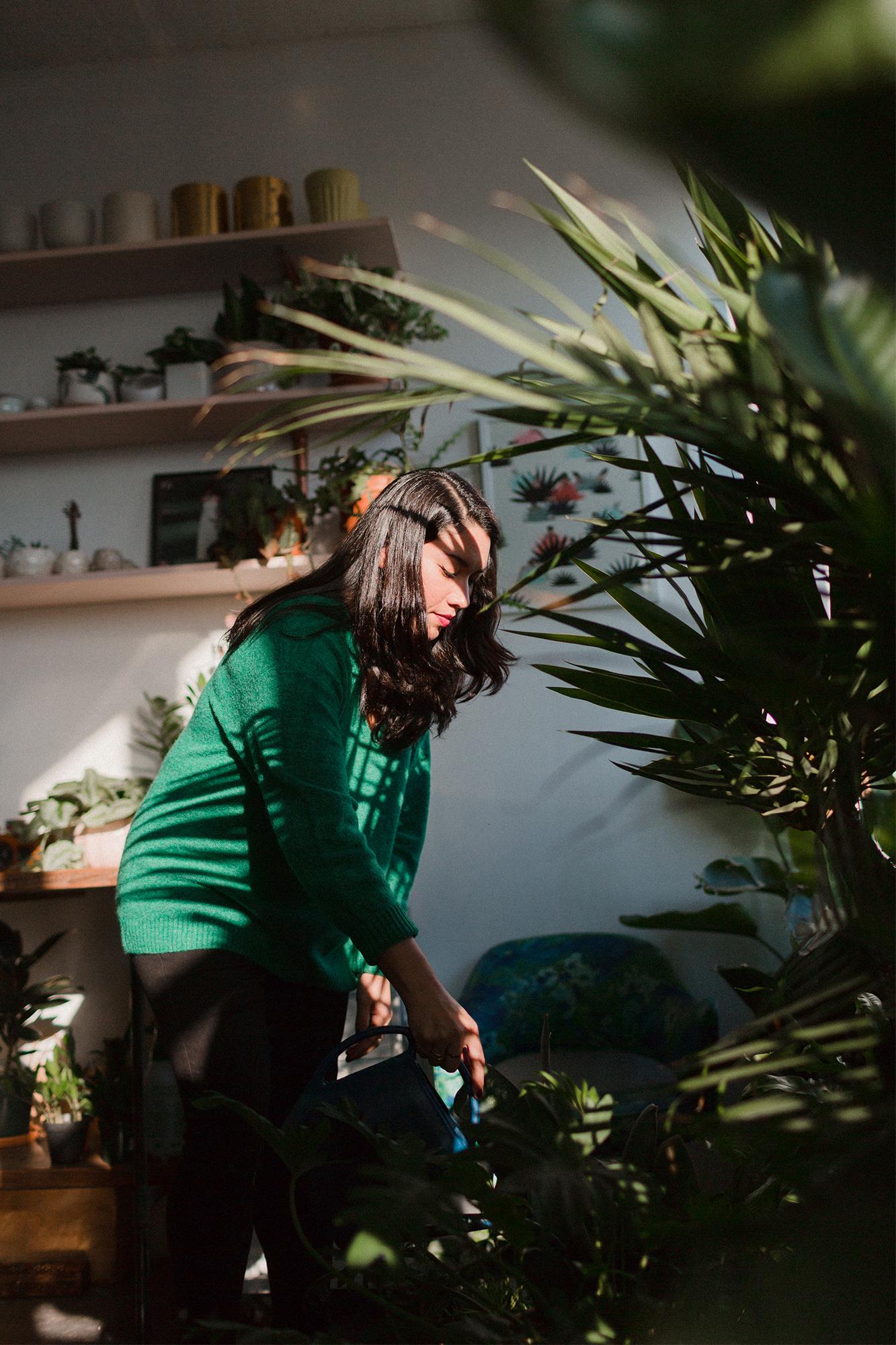 Lisa Muñoz of Leaf and June
