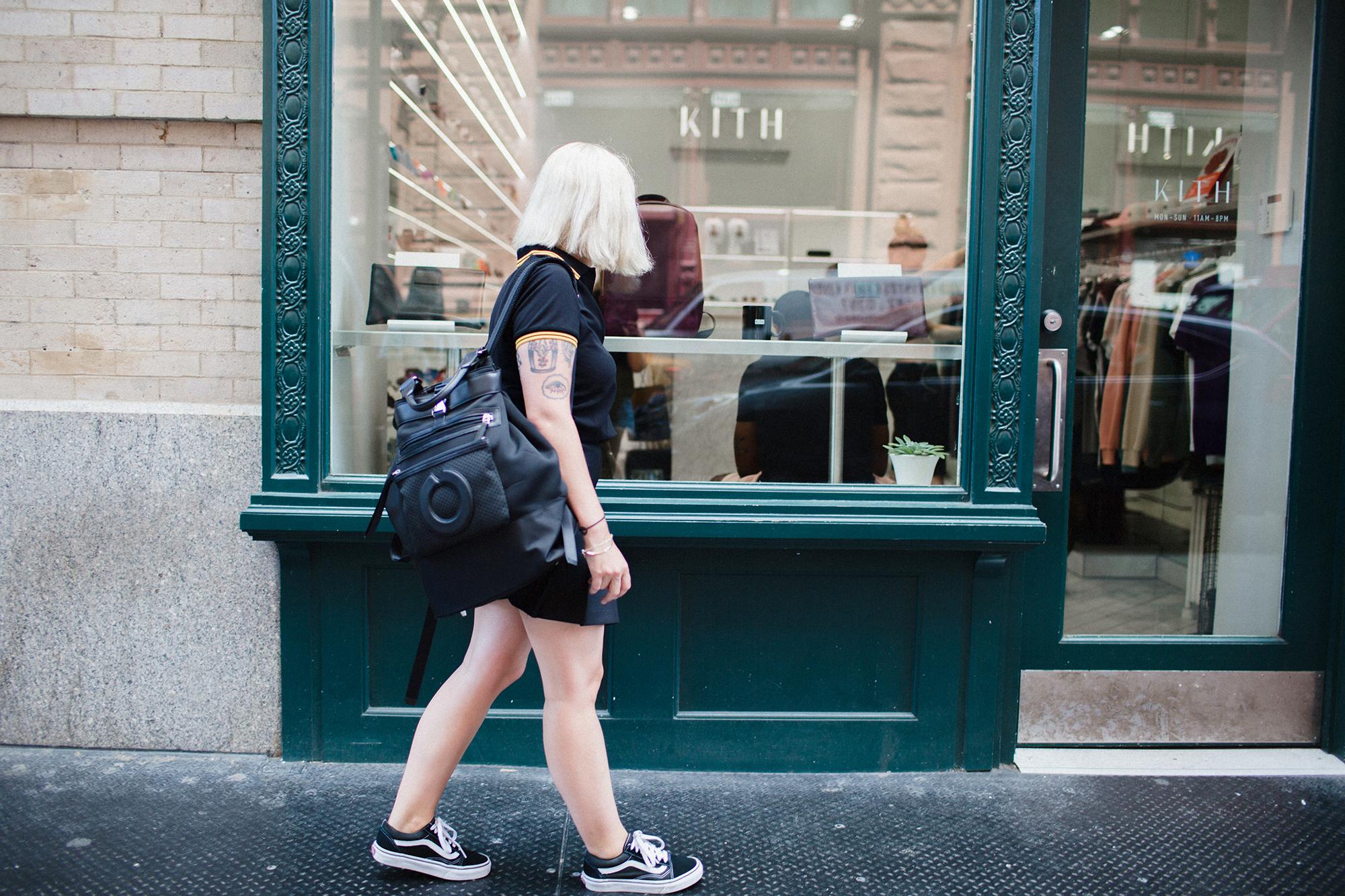 Marissa Smith, Fashion Market Editor at NYLON