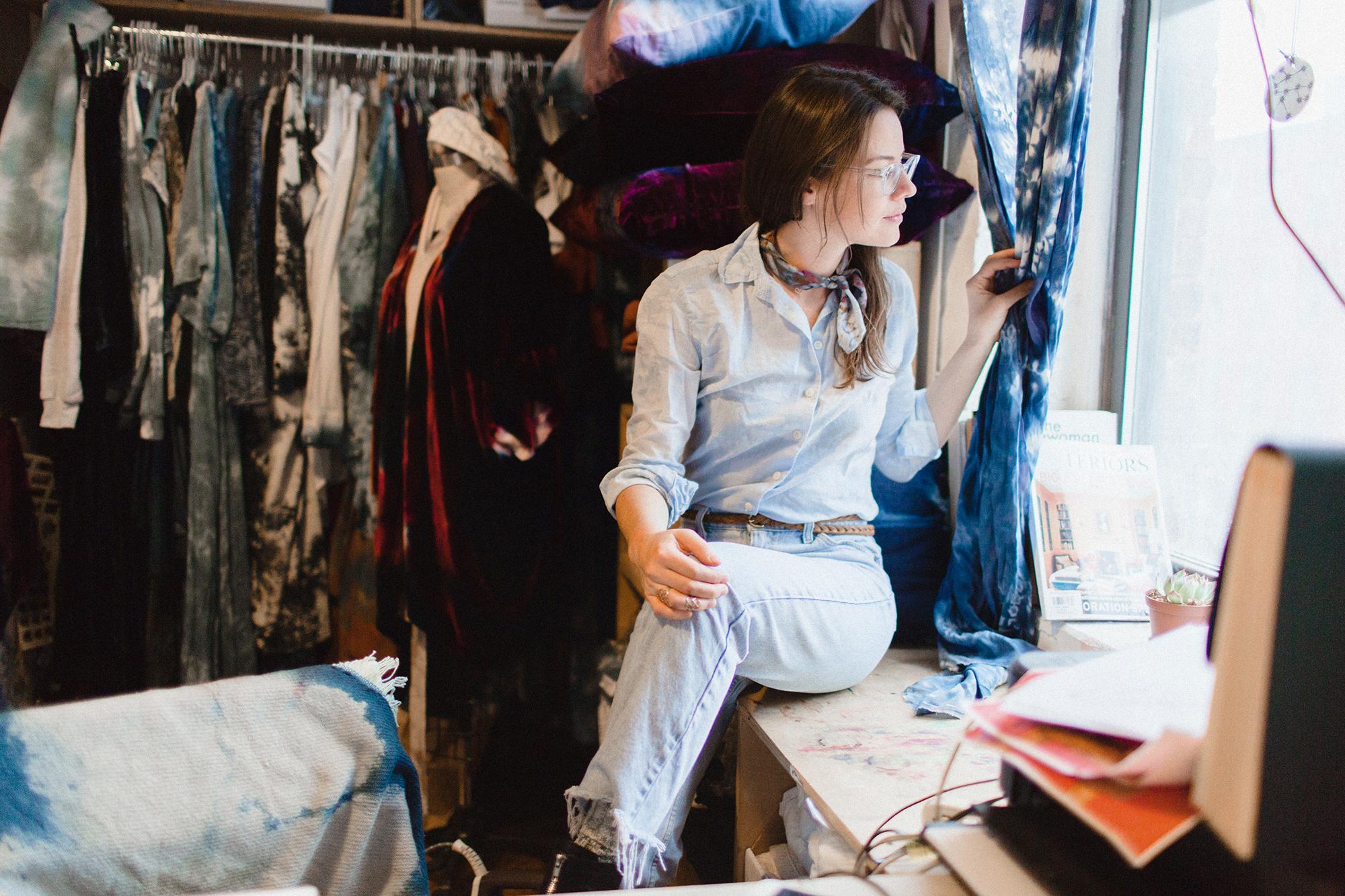 Kalen Kaminski, owner & designer at UPSTATE