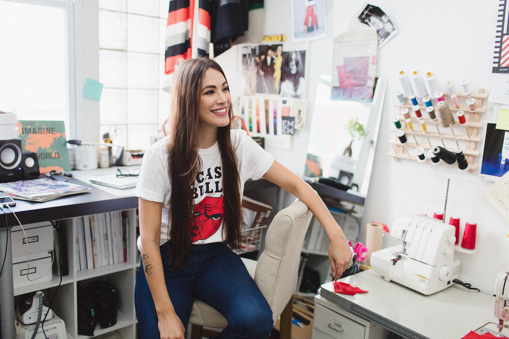 Korina Emmerich, founder of Emmerich NY