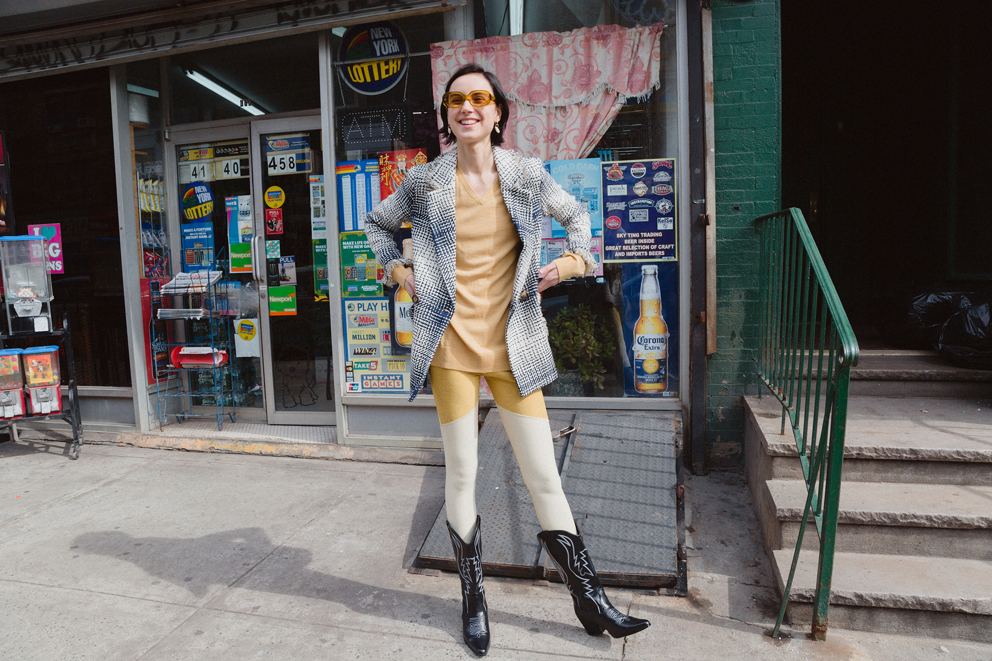 Man Repeller: Transitional Weather Style