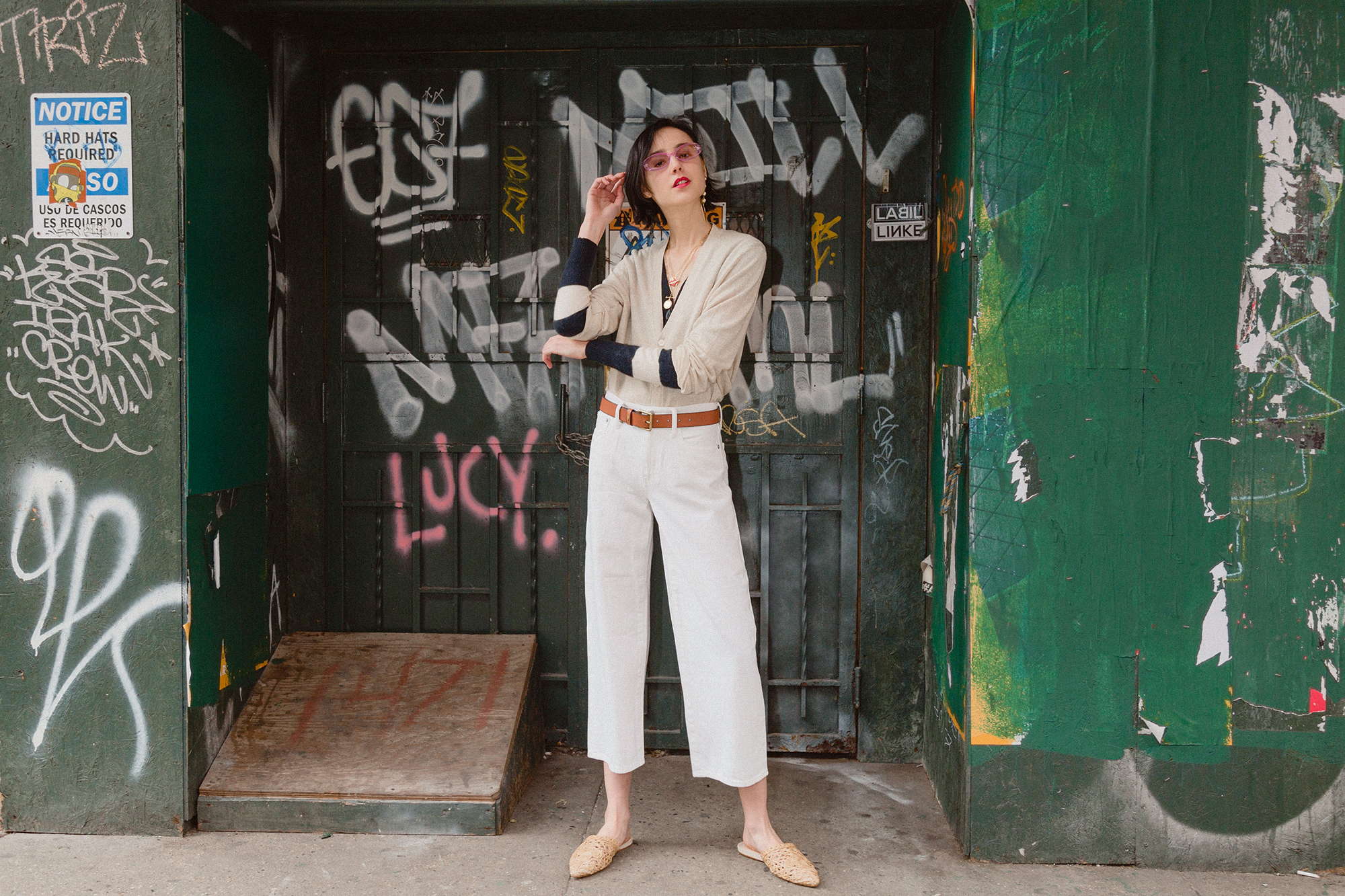 Man Repeller: Transitional Style Story