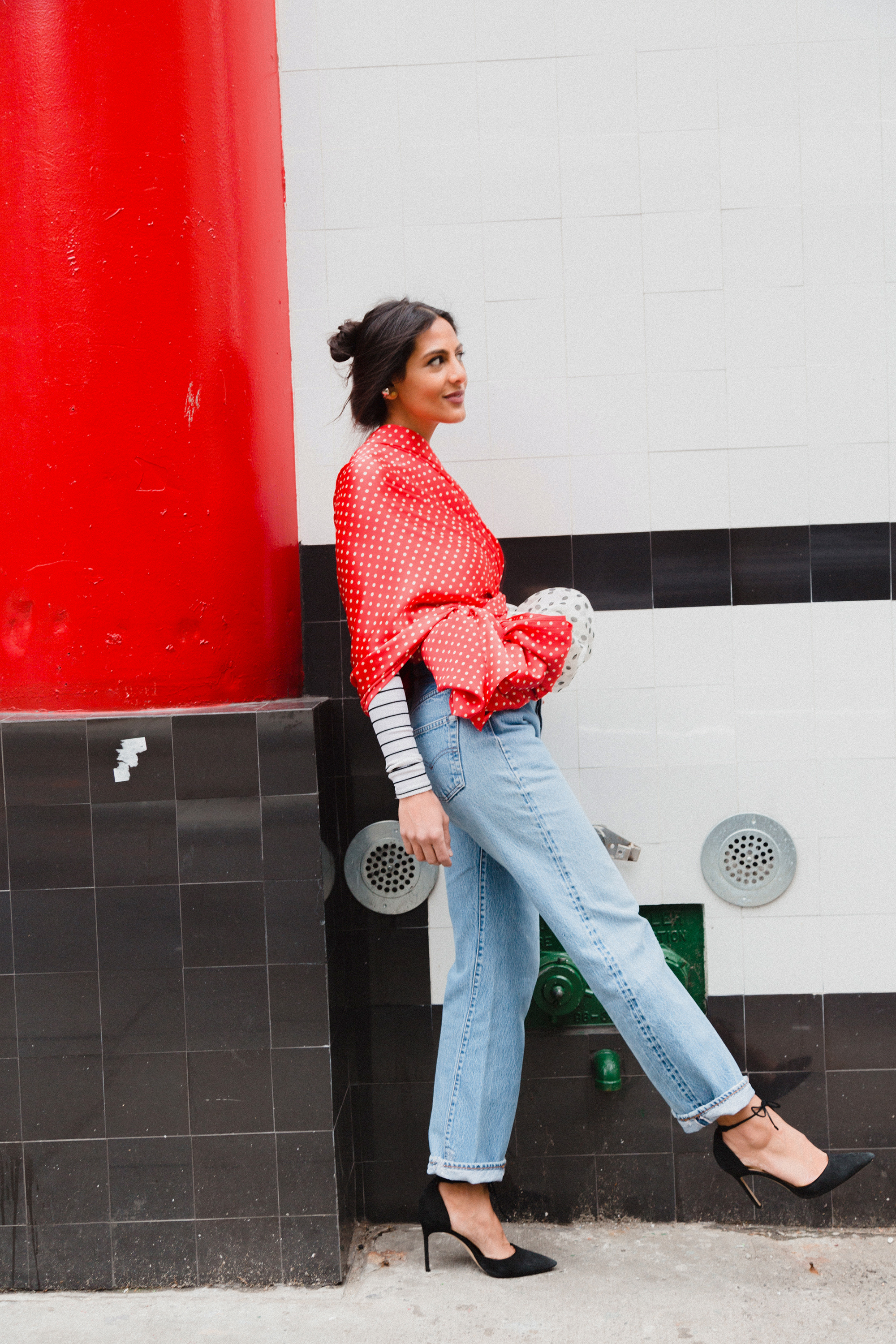 Nadine Farag for Man Repeller