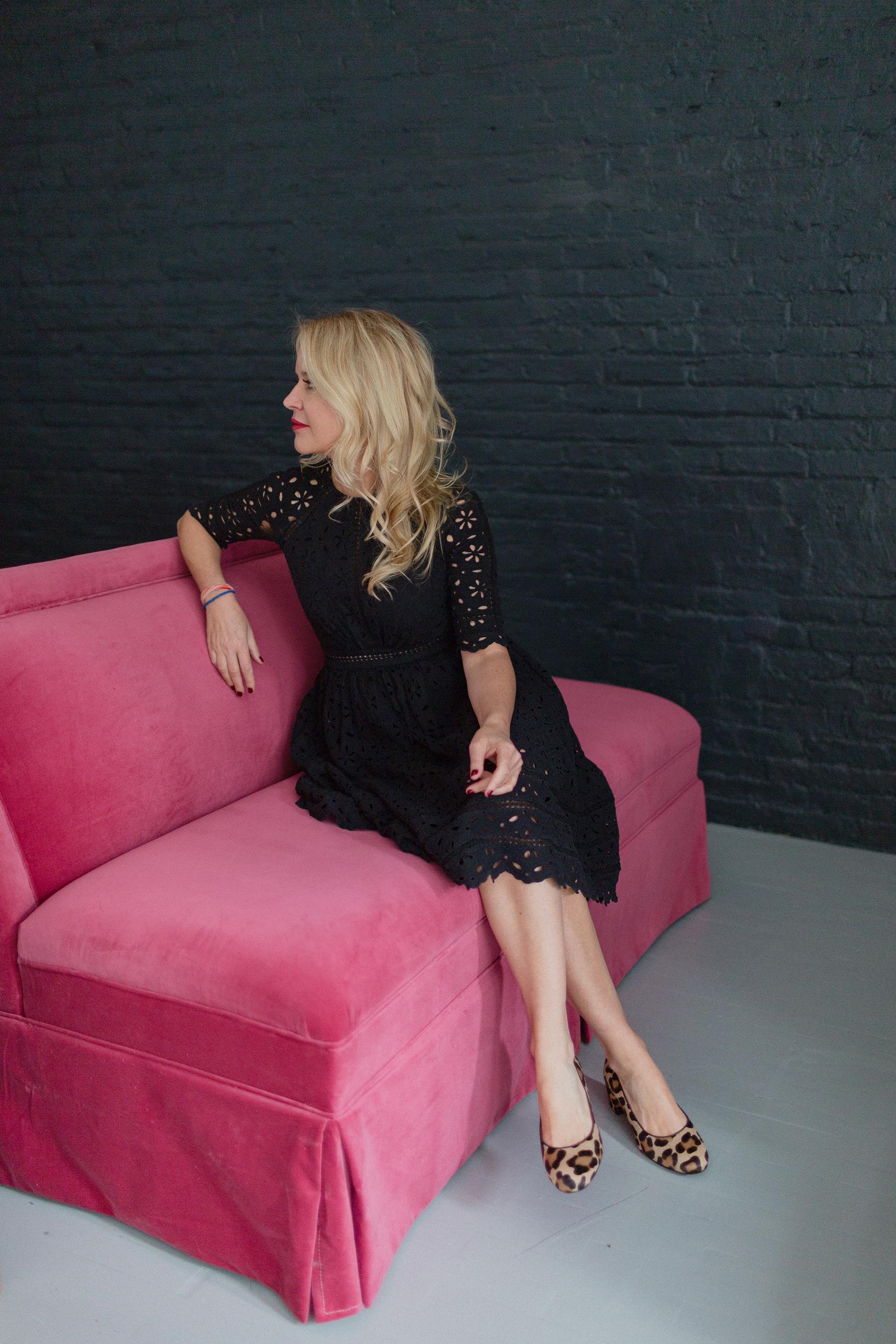 Christiane Lemieux, founder of The Inside