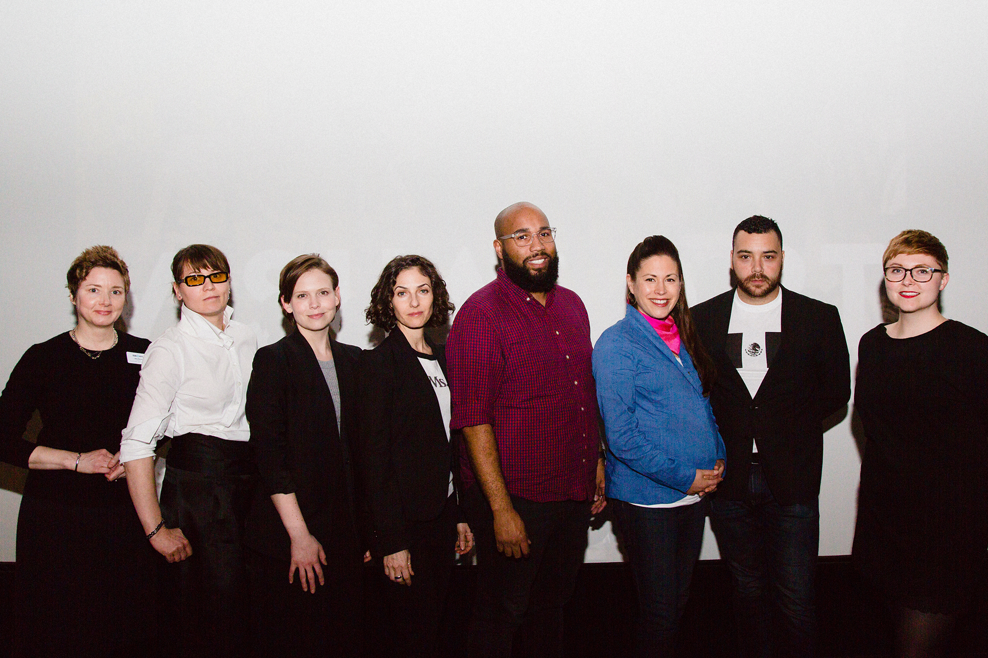 Jane Nuzzo, Marlena Buczek Smith, Kate Styer, Cat Del Buono, Delano Dunn, Katie Yamasaki, Bruno Silva, and Jamie Keesling