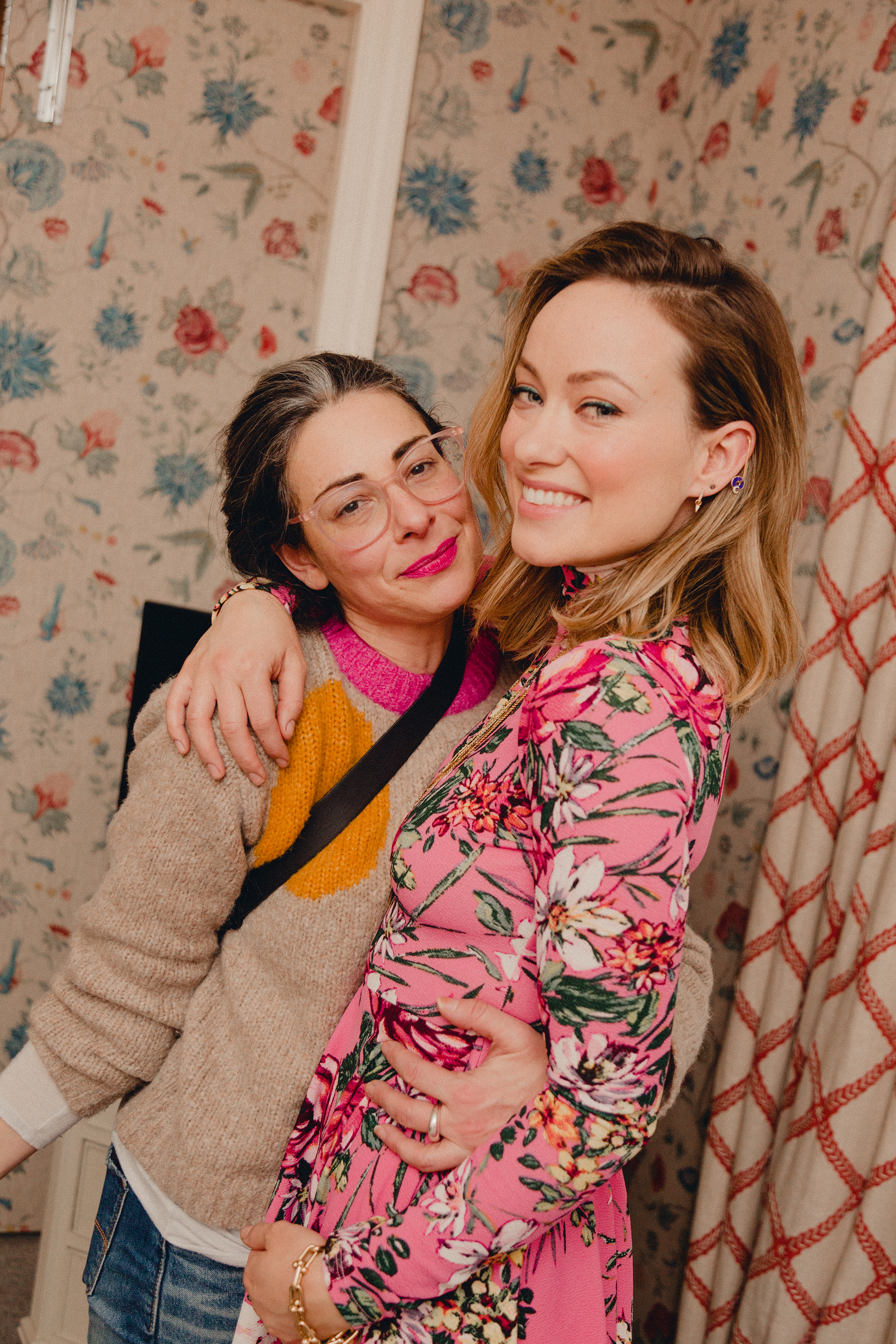 Olivia Wilde & Stacy London