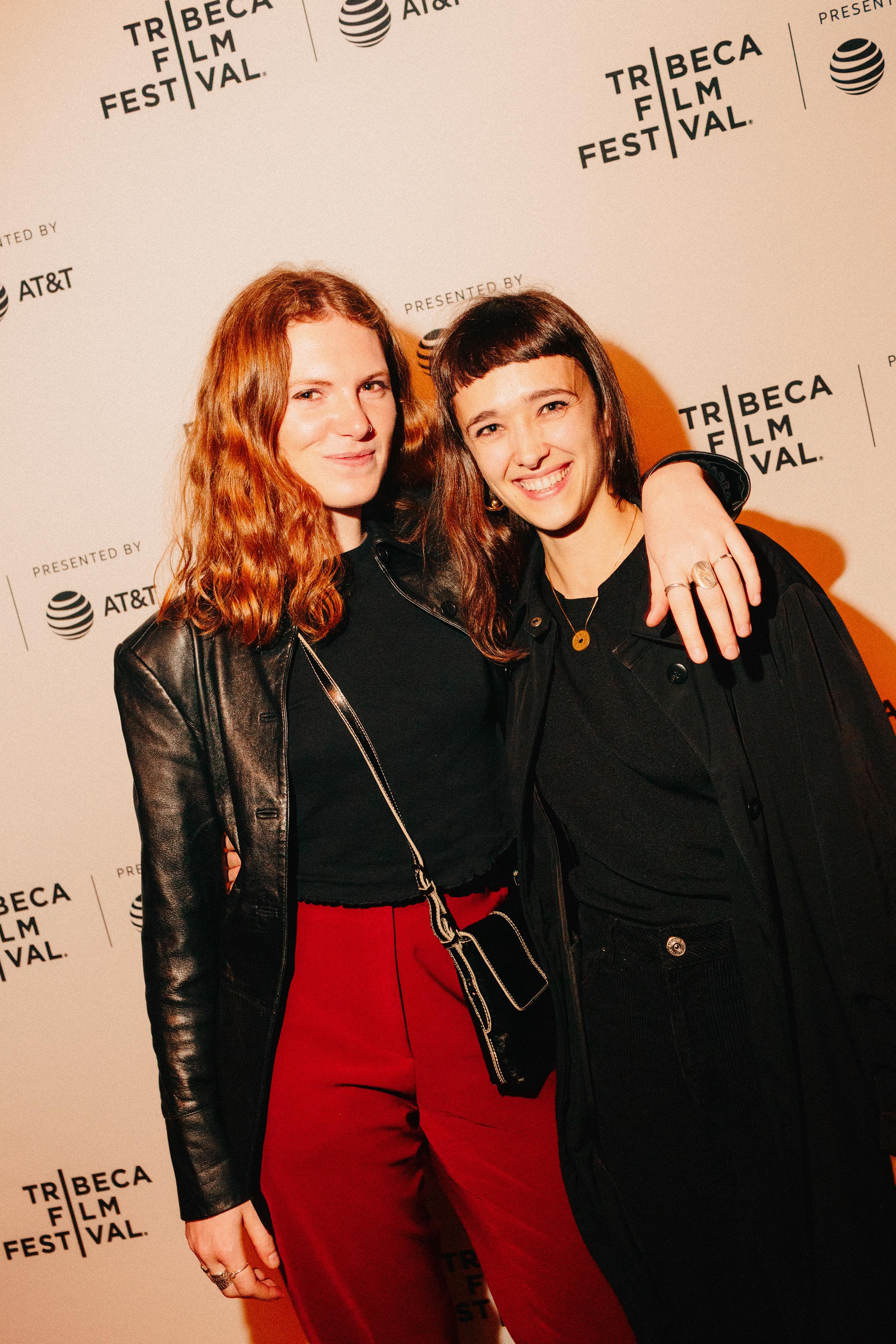 Sacha Beeley & Jenny Wright