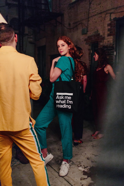 SBR Tote Bag
