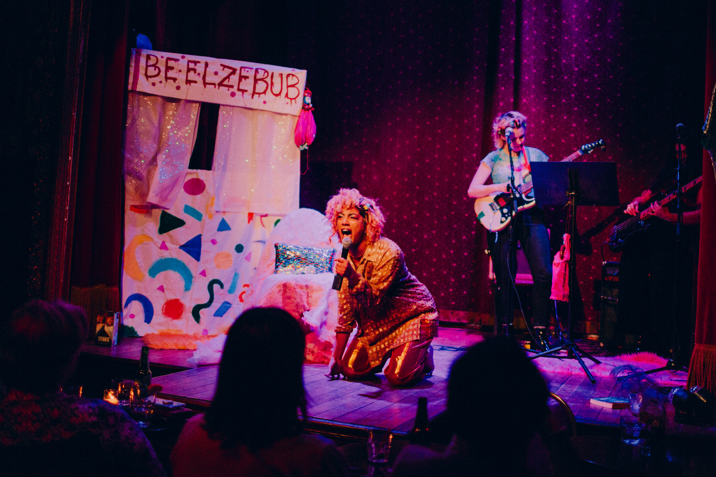 Boogie On The Brink    The Slipper Room , New York, 2019