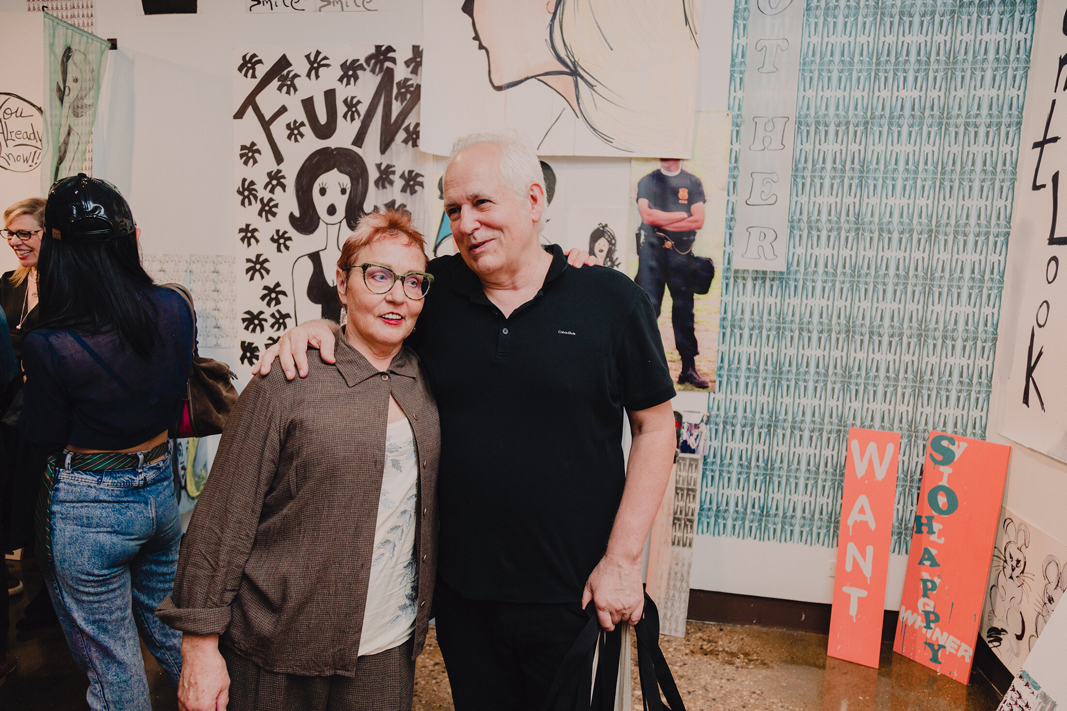 Pam Butler & Allen Frame