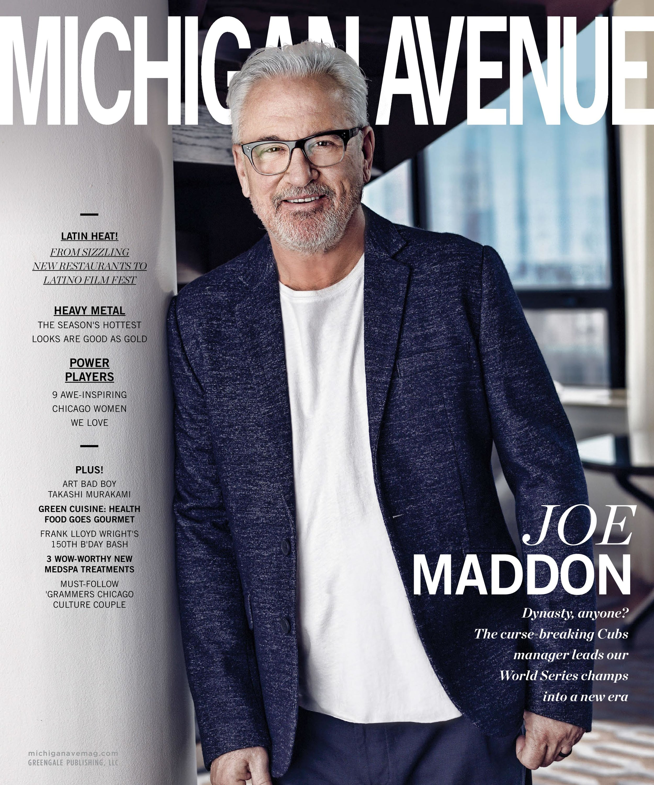Michigan Avenue  2017  Issue 2  Late Spring  Joe Maddon_selected-pages-page-001.jpg