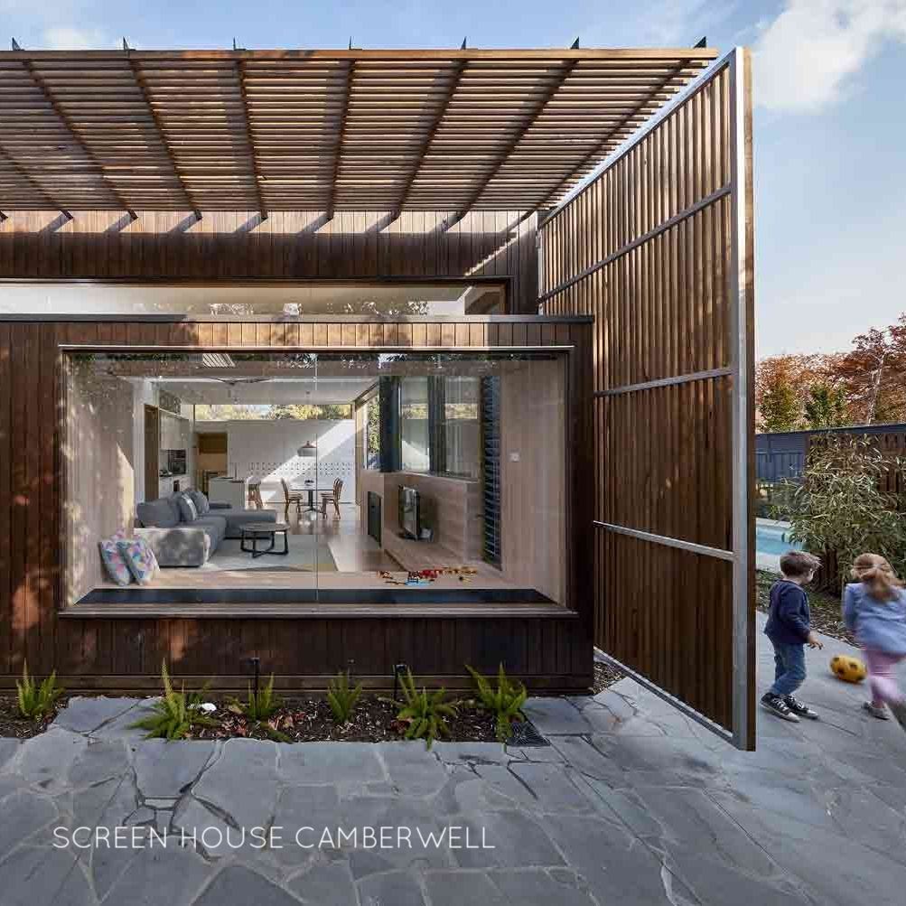 Screen House, Camberwell
