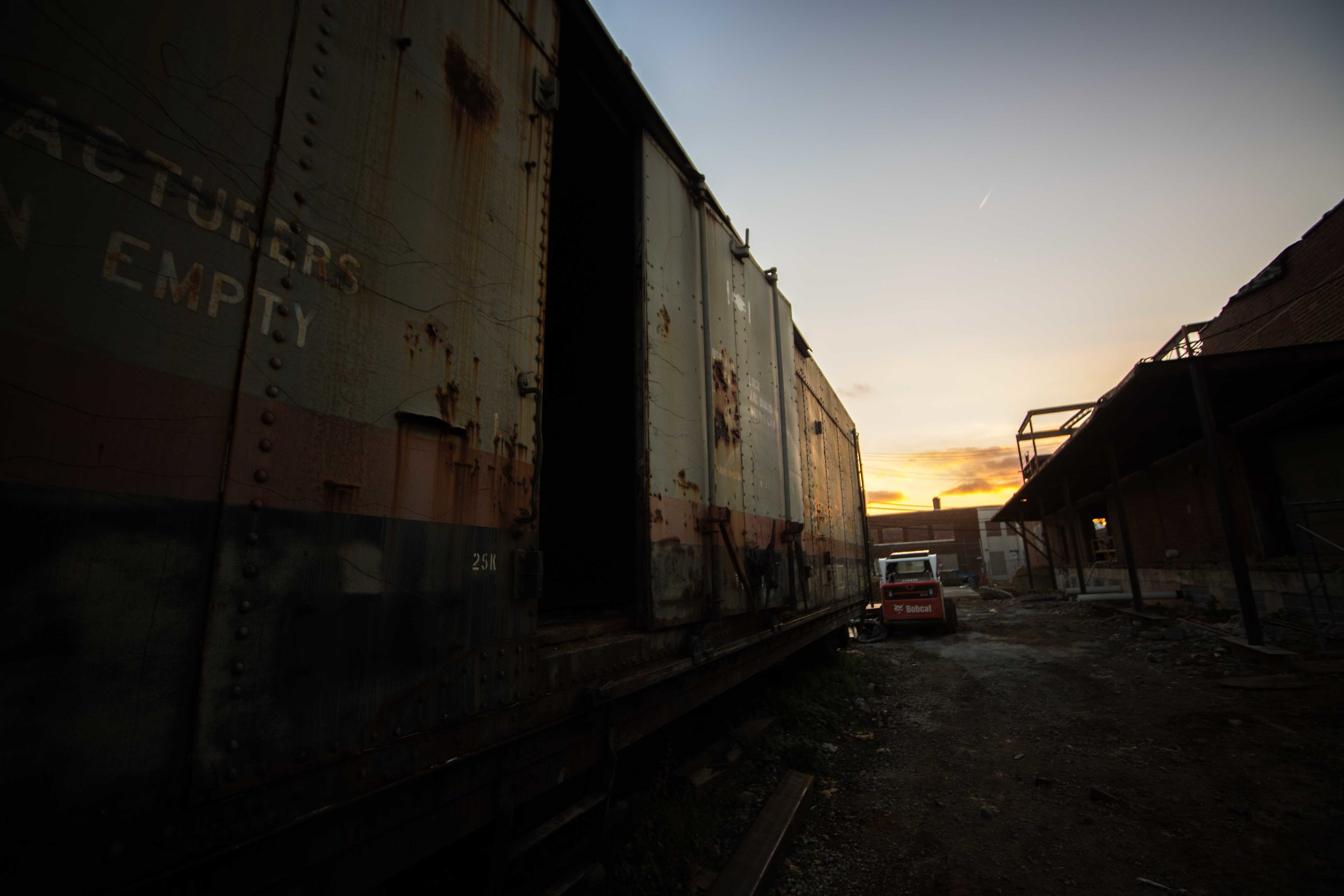 Freight Yard, Ivy City, Washington DC