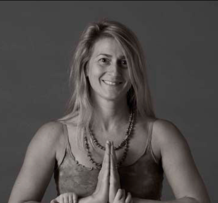 Rachel Hayman-Rouse supports Exhale to Inhale