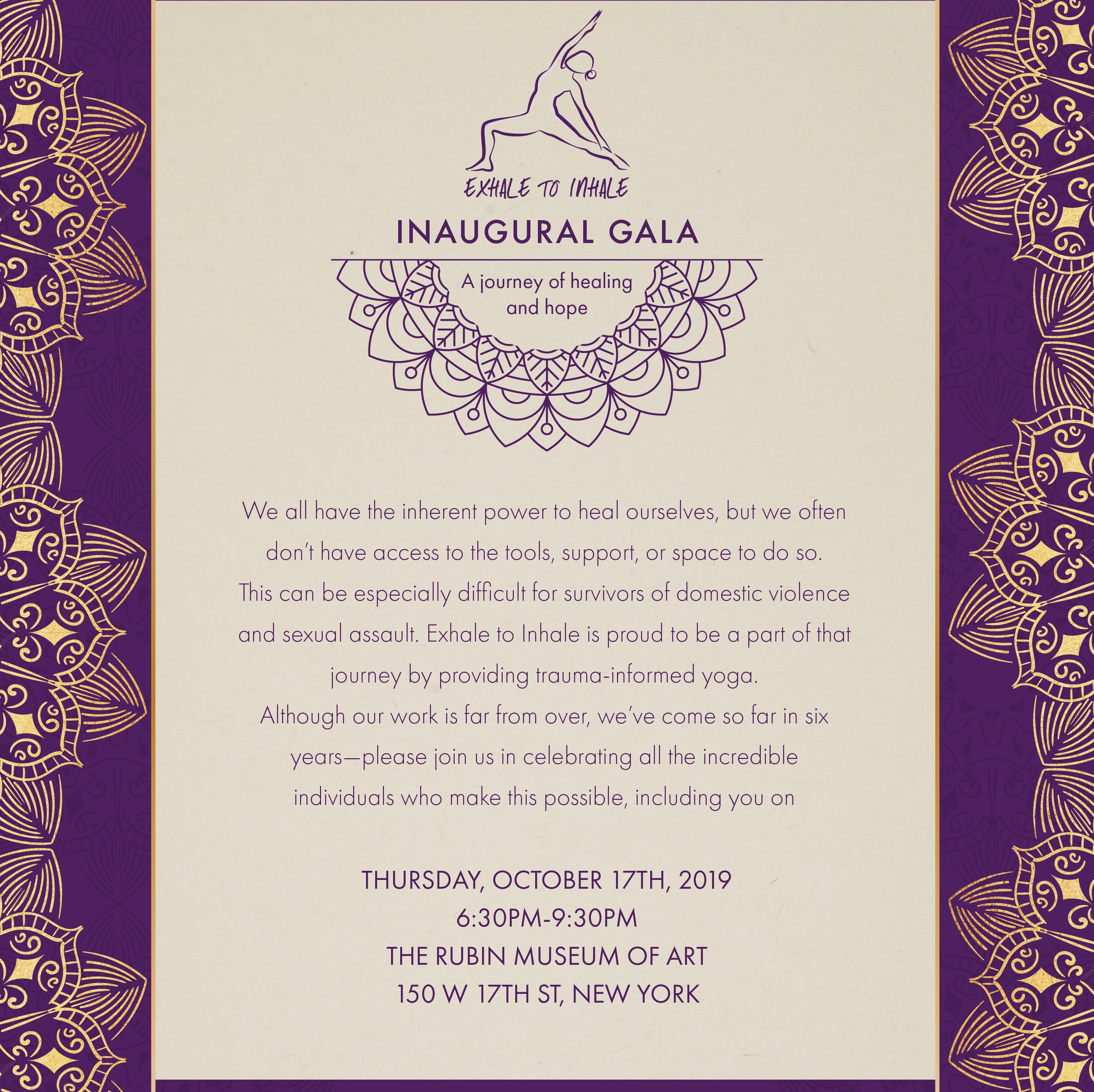 Exhale+to+Inhale+Inaugural+Gala