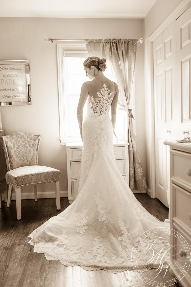NJ Weddings Bridal Portrait