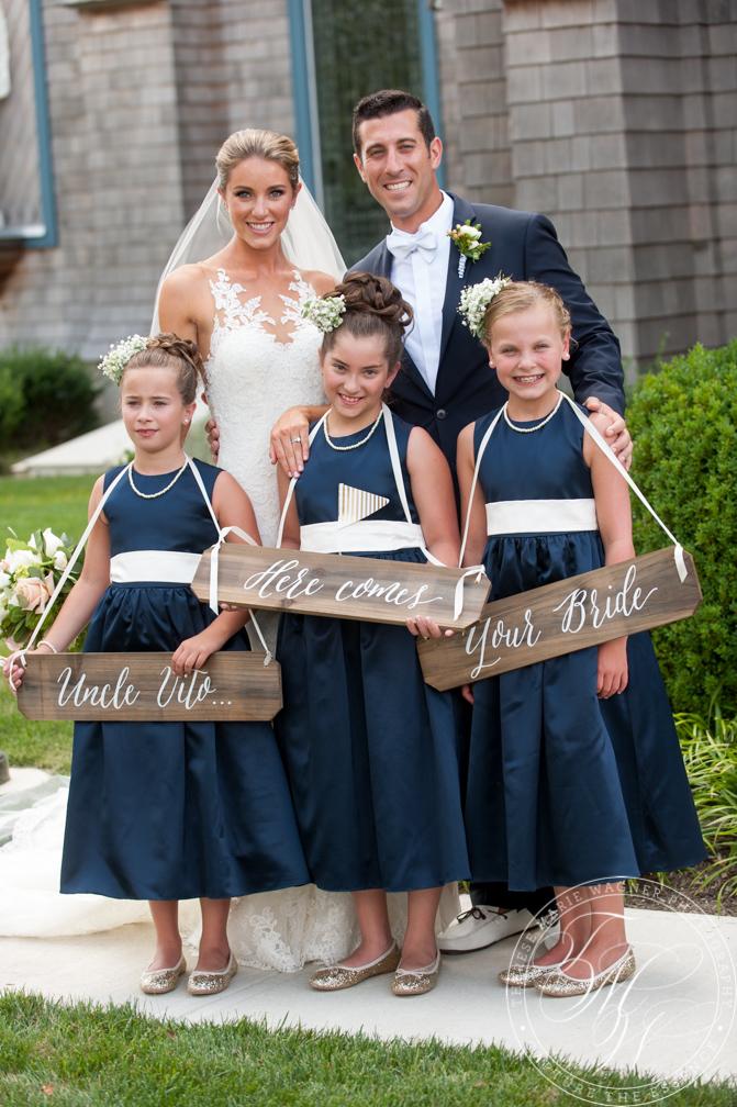 Holy Cross Church, Rumson NJ Wedding