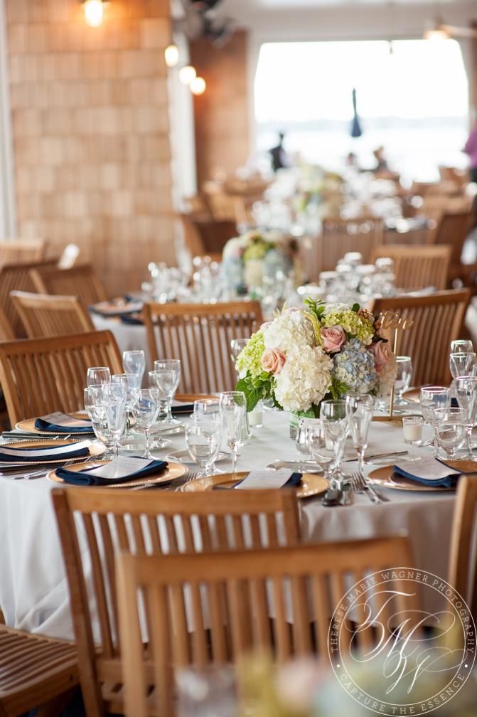 Rumson Country Club Wedding Decor