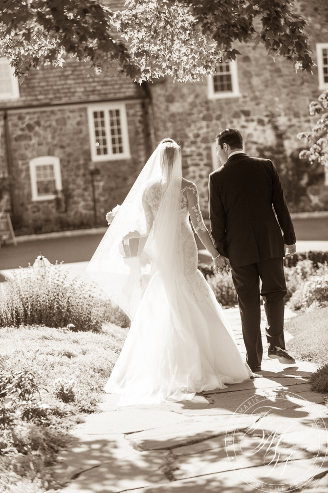 NJ Wedding Photography Black and White