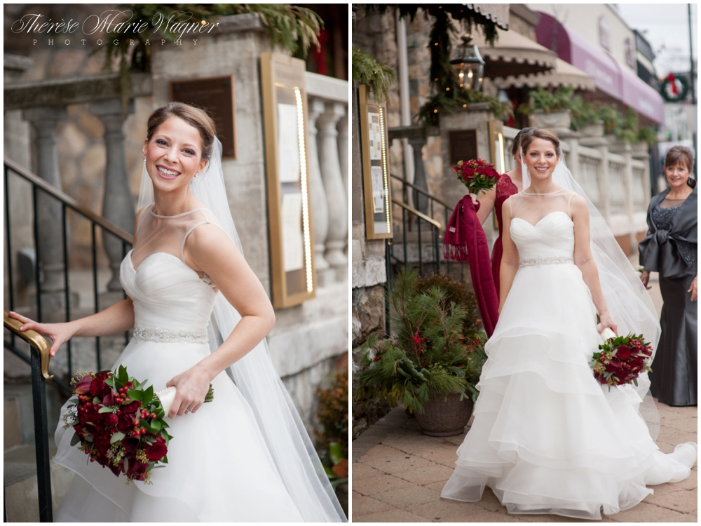 The Bernards Inn, A Classic Winter Wedding