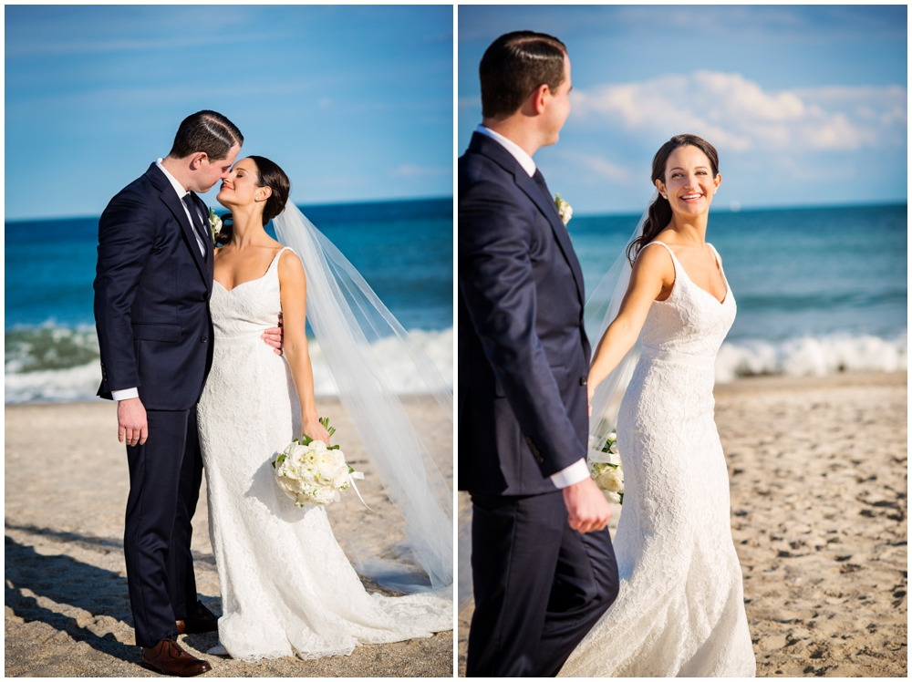 Bay Head Yacht Club Wedding