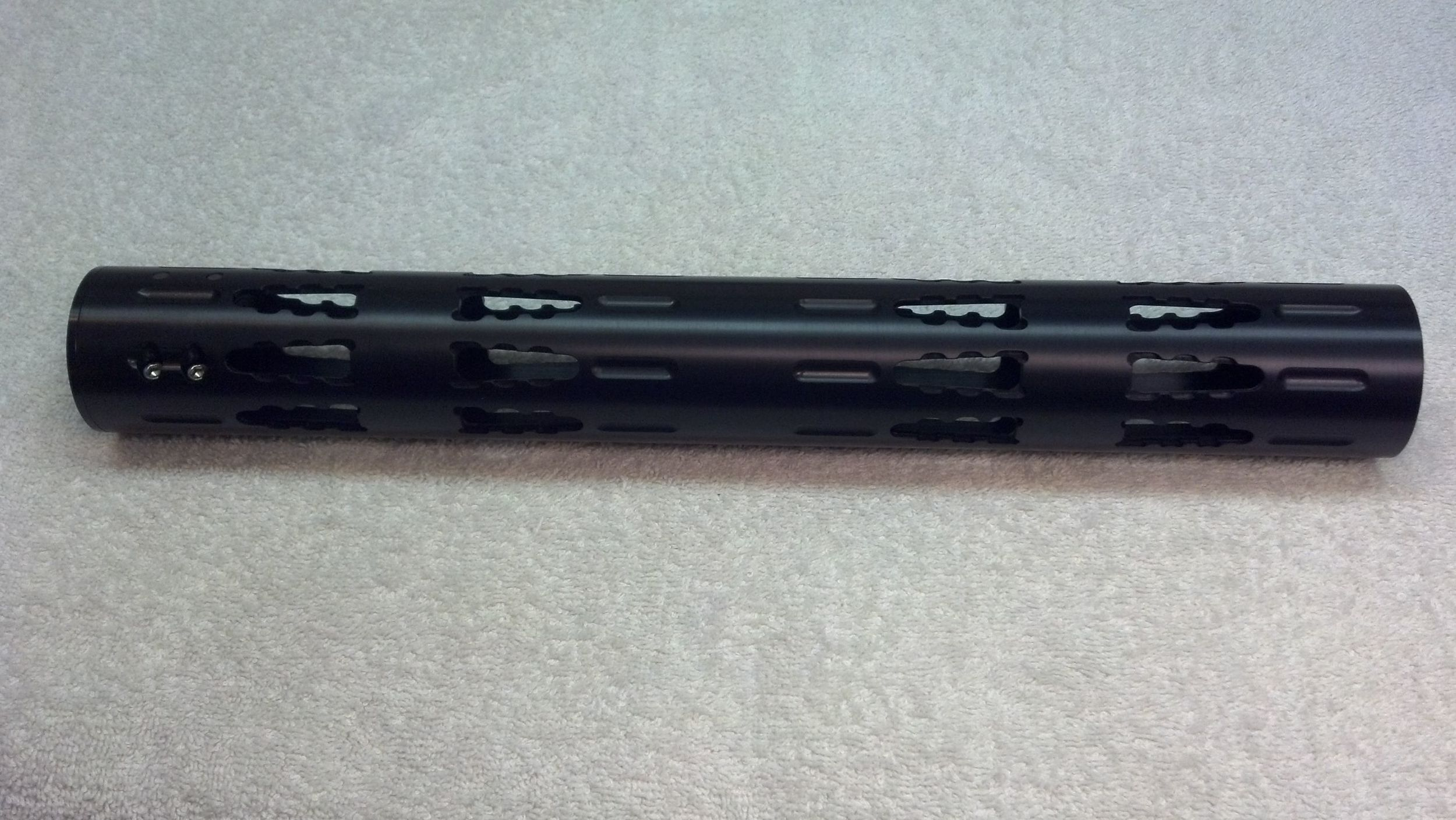 "Extended-length RRAC Tactical Handguard, 15"" OAL"