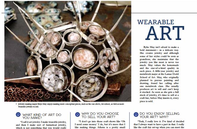 Ampersand Magazine -