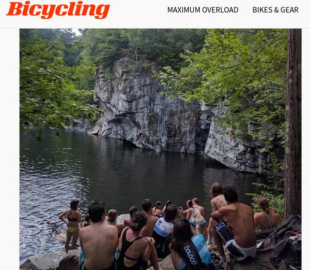 Bicycling Magazine -