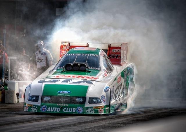 Ashley Force NHRA Top Fuel Funny Car