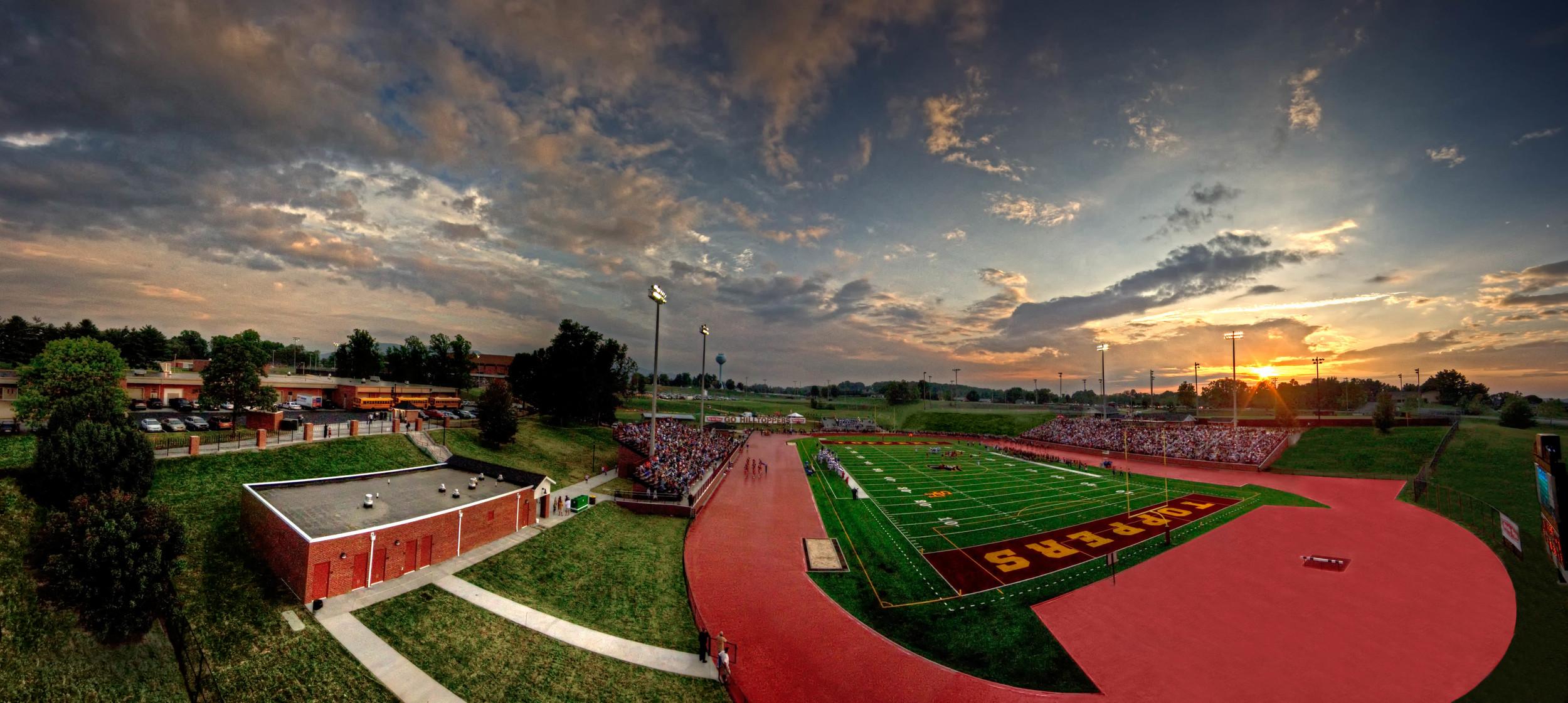 Science Hill High School Football Stadium