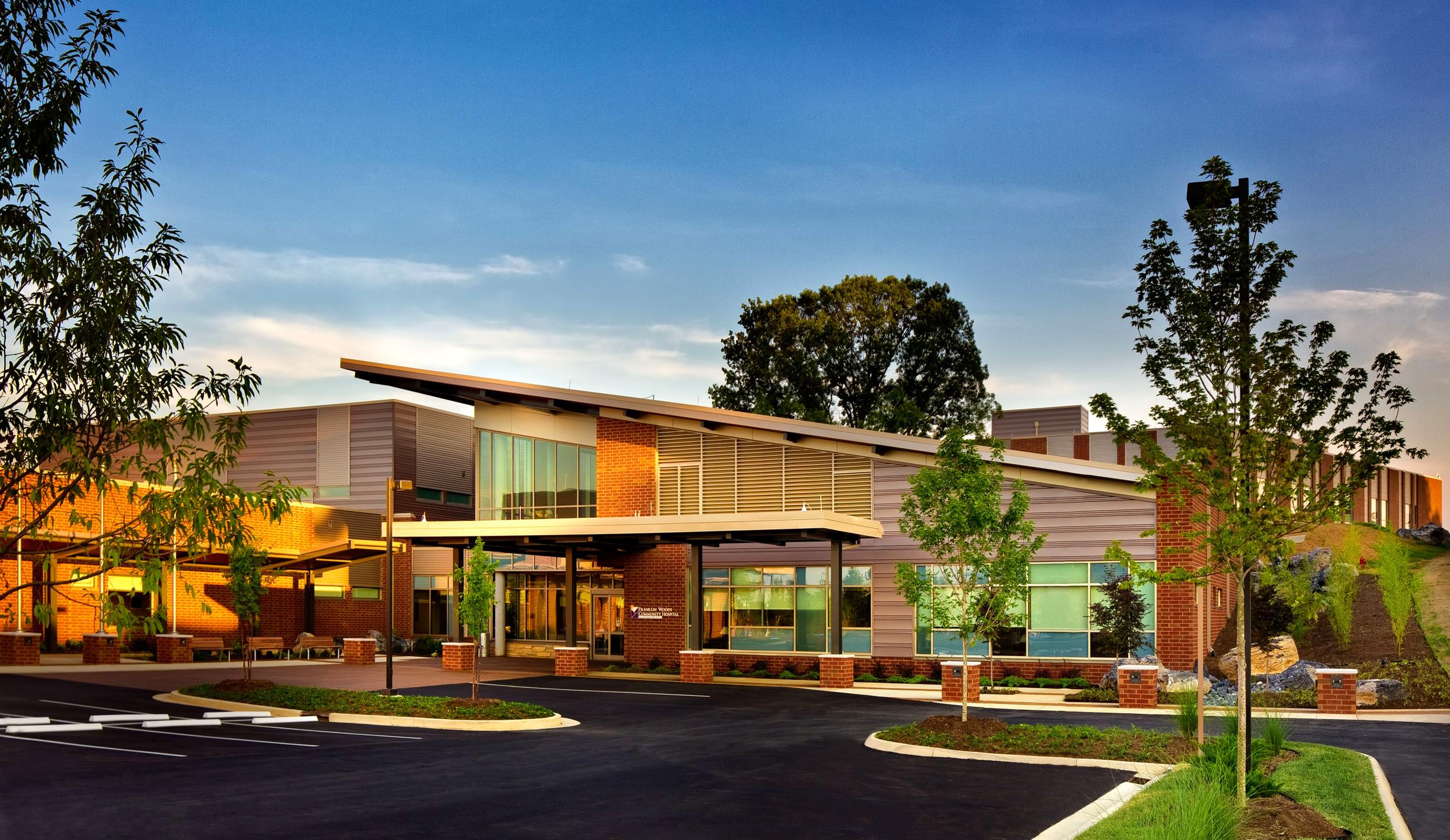 Franklin Woods Community Hospital