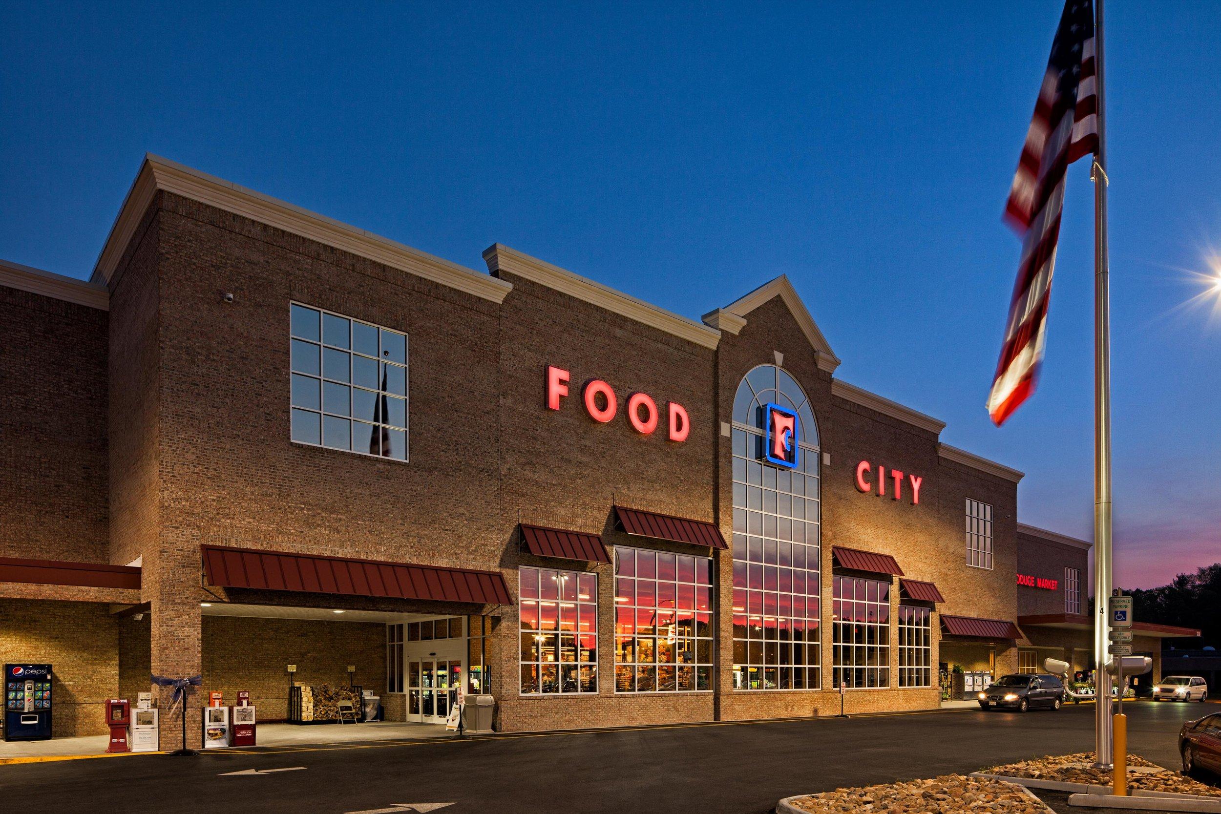 Food City Twilight