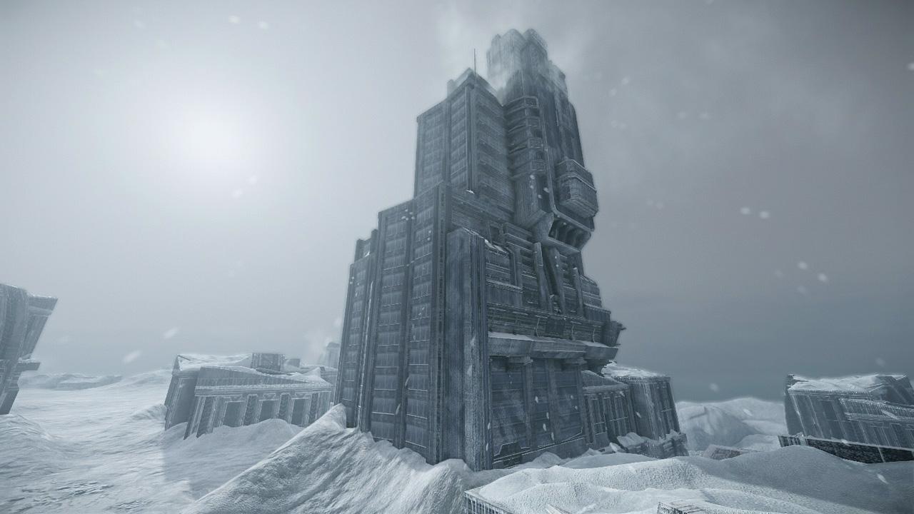 Frozen High-rise