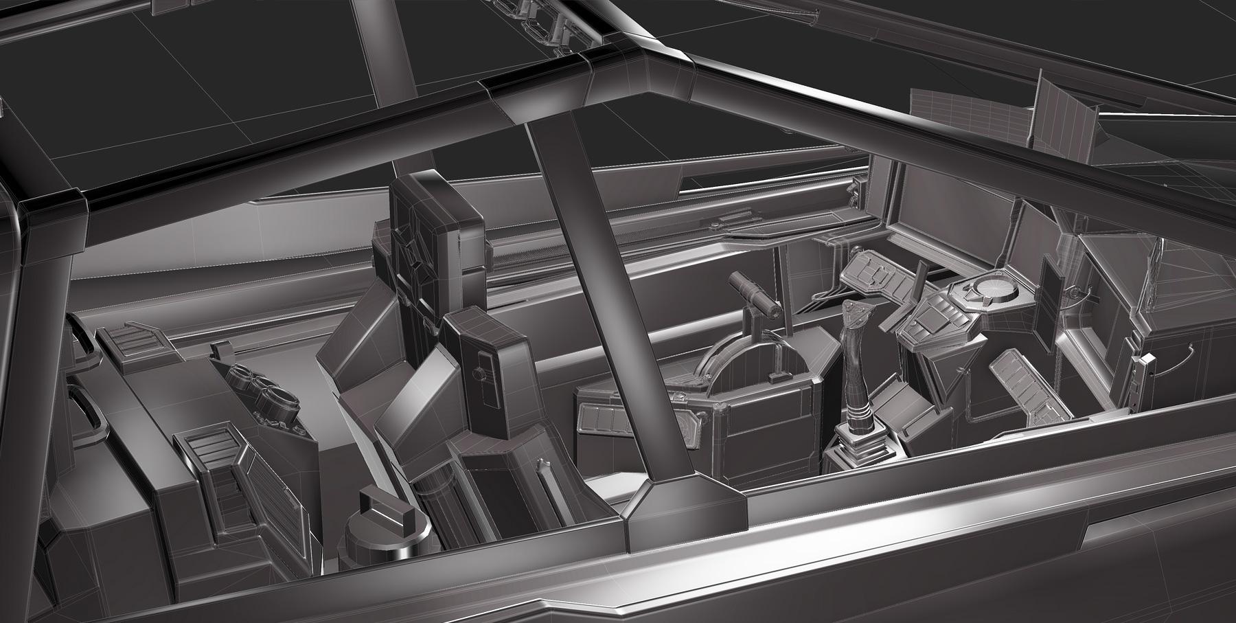 Epee Cockpit