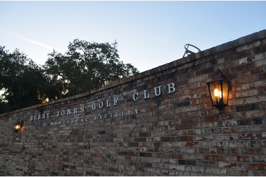 Golf architect  Richard Mandell  said most of the infrastructure at Bobby Jones's long outlived its recommended lifespan.  Photograph courtesy of The Sarasota Observer.