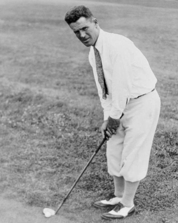 "1941 Senior PGA Champion  John Joseph ""Jack"" Burke, Sr."