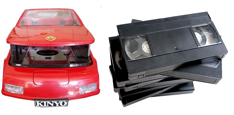 Top 5 Benefits of Owning a VCR - and What That Has To Do With Manufacturers