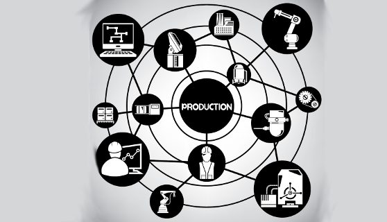 Data in the Context of Manufacturing Process